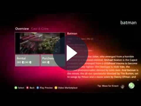 Kinect per Xbox 360 si aggiorna in autunno con tante ottime novità