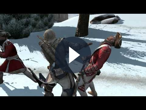 Assassin's Creed 3: armi e tecniche di combattimento di Connor [VIDEO]