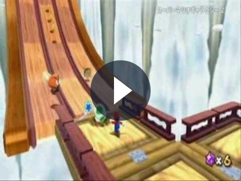Super Mario Galaxy 2: spot pubblicitario giapponese