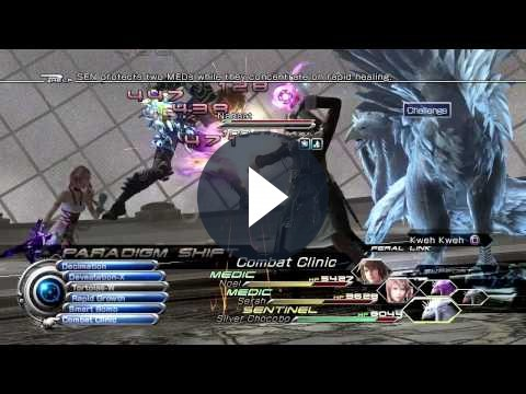 Final Fantasy XIII-2, trucchi: come sconfiggere Jihl Nabaat [VIDEO]