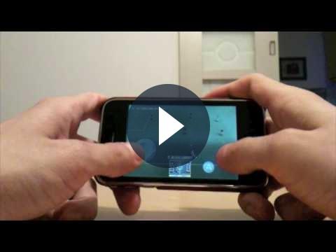 PES 2010 iPhone: recensione