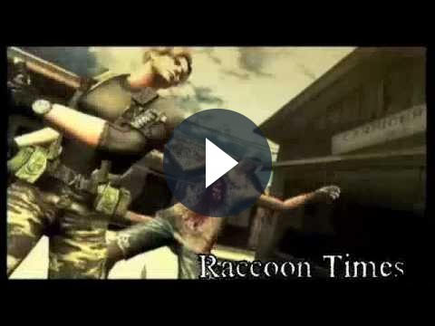 TGS 2009 – il trailer di Resident Evil Darkside Chronicles