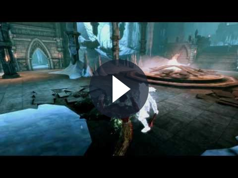 Dragon Age Origins: mago in video