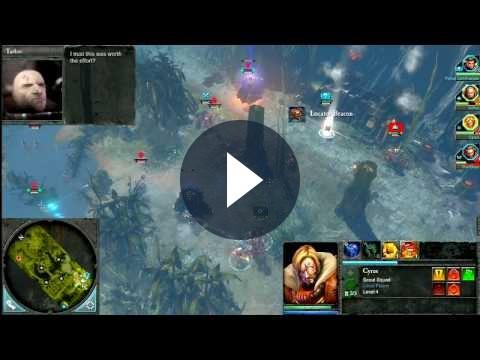 Warhammer 40k Dawn of War 2 – Gameplay video e anticipazioni