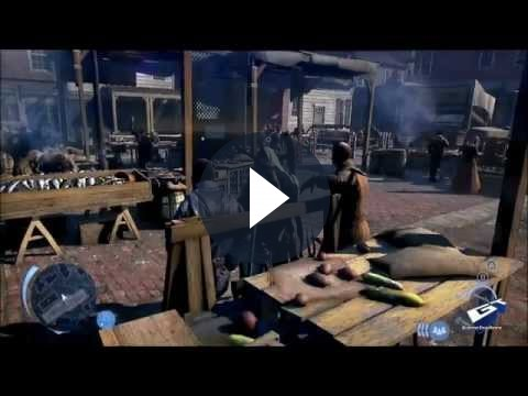 Assassin's Creed 3, su Wii U grafica migliore rispetto a PS3 e Xbox 360? [VIDEO]