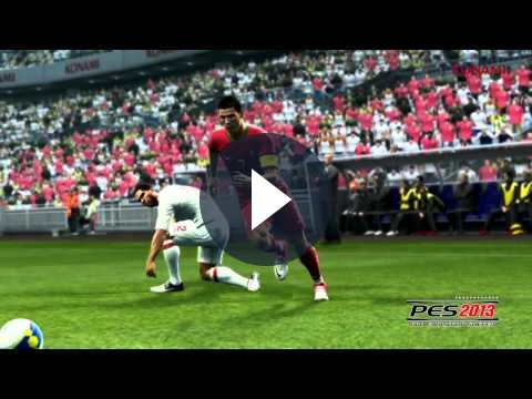 PES 2013, demo disponibile per il download [VIDEO]