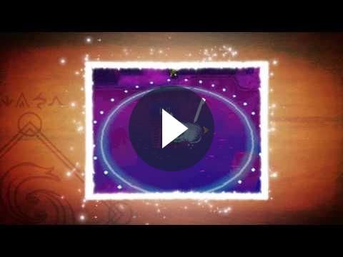 Golden Sun l'Alba Oscura: Psynergy trailer
