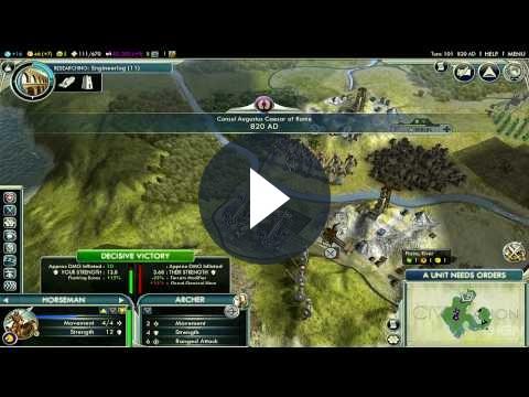 Civilization V: in uscita un nuovo dlc