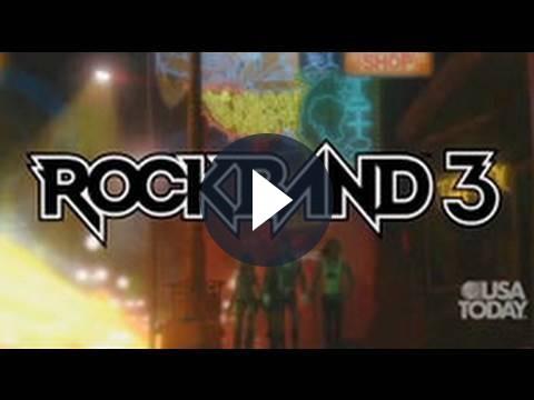 Rock Band 3: la lista ufficiale dei brani musicali