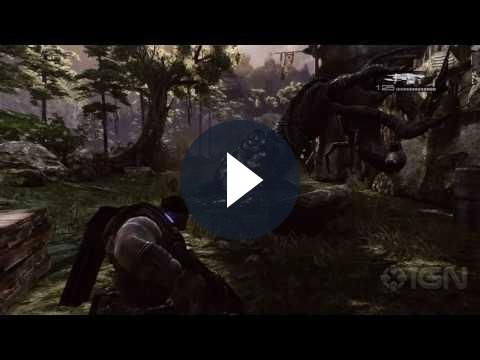 Gears of War 3: data di uscita rinviata