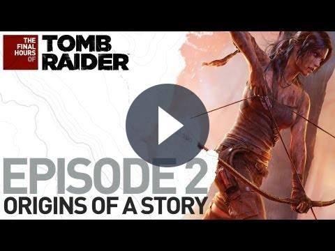 Tomb Raider: trama spiegata in un nuovo diario di sviluppo [VIDEO]