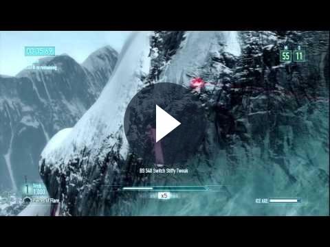 SSX: nuovi filmati sul gameplay con Siberia, Patagonia e Alaska [VIDEO]