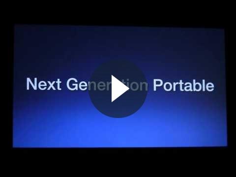 PSP 2: video dimostrativo della console e dei videogiochi