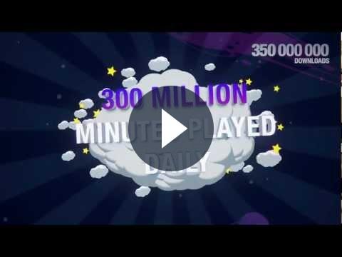 Angry Birds è il gioco mobile più scaricato di tutti i tempi