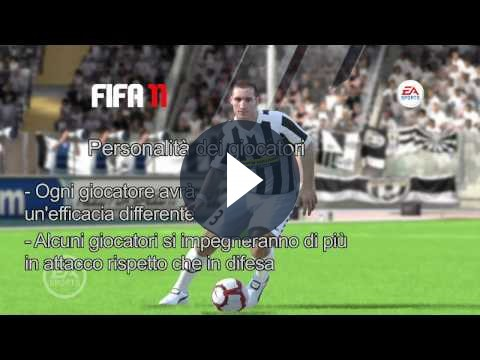FIFA 11: nuovi video trailer da Electronic Arts