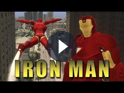 GTA 4: mod dedicata a Iron Man [VIDEO]