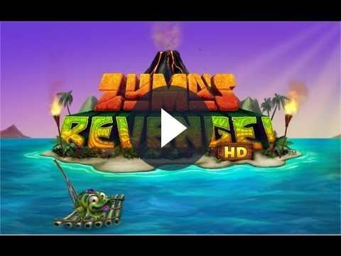 Zuma Revenge HD su iPad, il gioco è disponibile sul tablet di Apple [VIDEO]