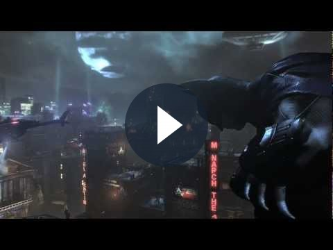 Per Batman Arkham City è finalmente disponibile il video trailer di lancio