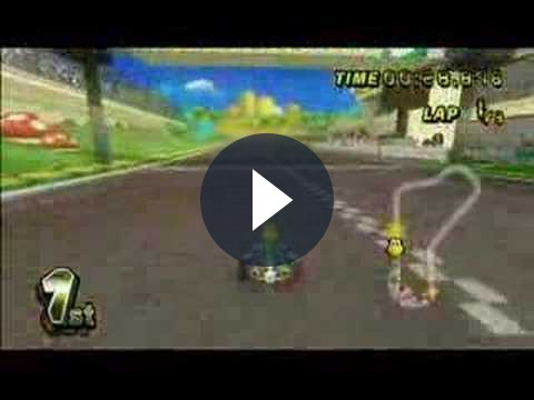 Mario Kart – il gameplay