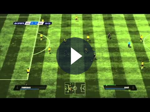 FIFA 11: online la piattaforma Creation Center