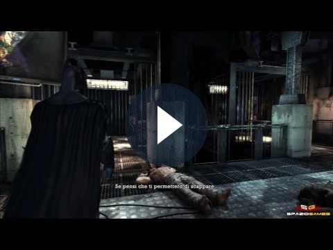 Batman: Arkham Asylum – dettagli