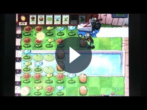 Plants Vs Zombies iPhone: uscita