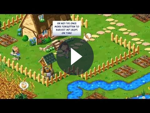 Giochi per iPhone: Green Farm gratis su App Store