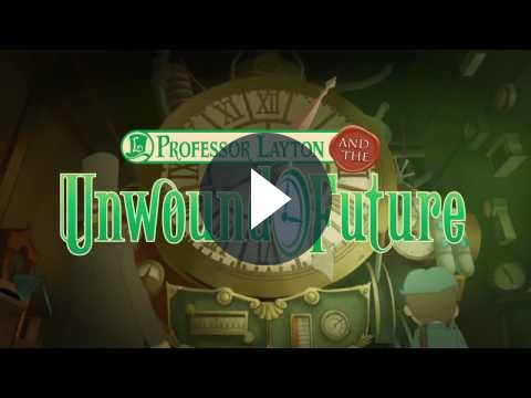 Professor Layton and The Unwound Future: ad ottobre in Europa