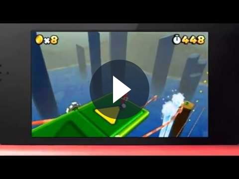 In Super Mario 3D Land ci sarà Luigi nei livelli bonus