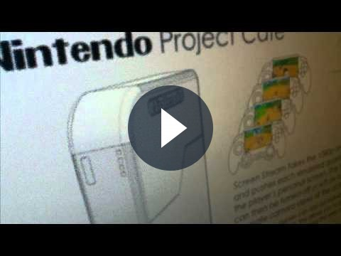 Nuova Console Nintendo: un controller con touch screen
