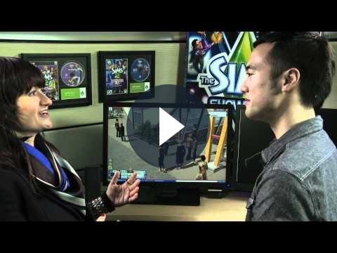 Dopo Facebook, anche The Sims 3 diventerà social [VIDEO]