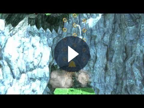 Sonic Generations si mostra in un nuovo coinvolgente video trailer
