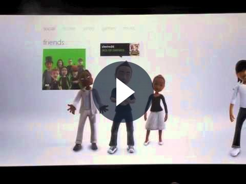 Xbox Live sarà anche su Windows 8: un interessante video