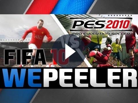 PES 2010: continua la sfida con FIFA 10