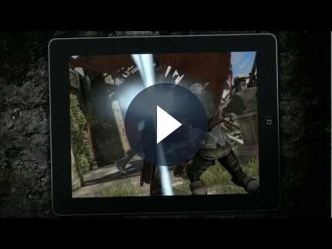 Infinity Blade 2 ha un nuovo aggiornamento su iOS