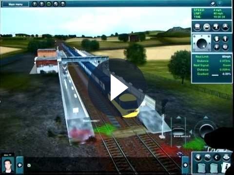 Giochi simulazione: Trainz Simulator su iPad