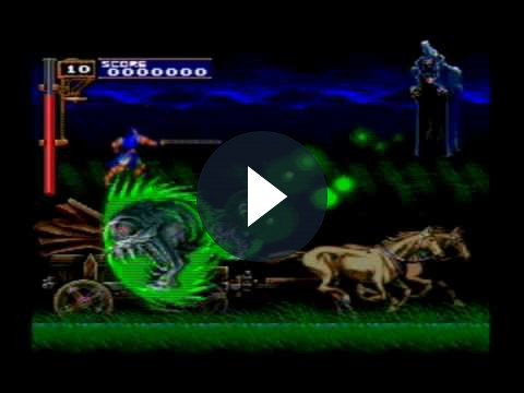 WiiWare – arriva Castlevania Rondo of Blood