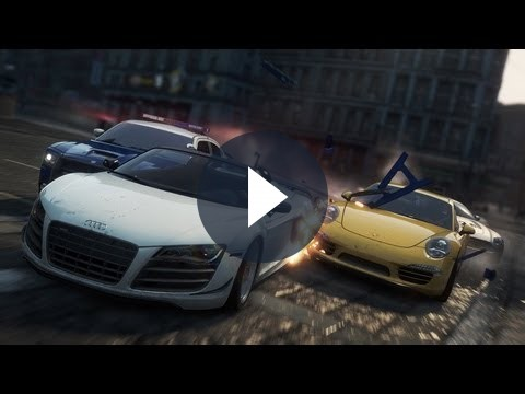 Need for Speed Most Wanted: demo single player su PS3 e Xbox 360 [VIDEO]