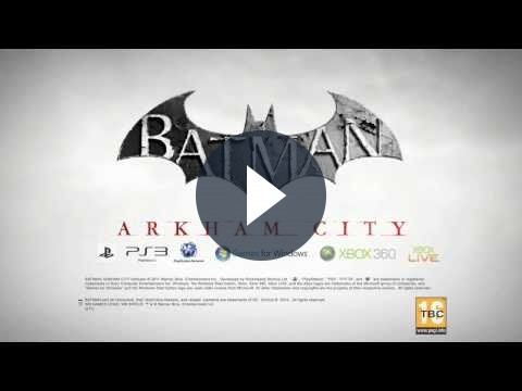 Batman Arkham City: nuovo video teaser