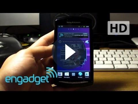 Sony PSP Phone: anteprima in video dello smartphone