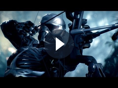 Crysis 3, trailer del nuovo sparatutto [VIDEO]
