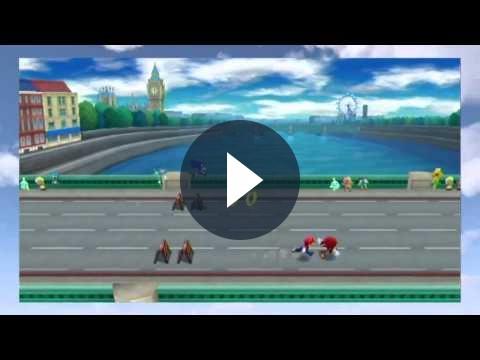 Mario & Sonic ai giochi Olimpici di Londra 2012 ha un divertente video trailer di lancio