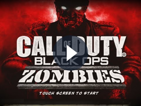 Call of Duty Black Ops Zombies è disponibile su iPhone e iPad