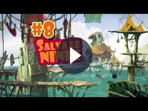 Rayman Origins: 10 modi per completare il gioco illustrati in un video divertente