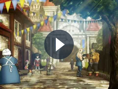 Dragon Quest IX: english trailer