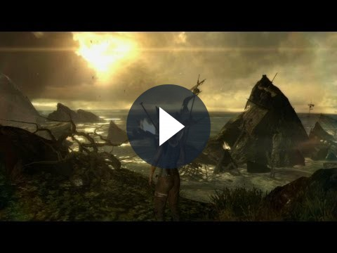 Tomb Raider, gameplay del nuovo gioco dall'E3 2012 [VIDEO]