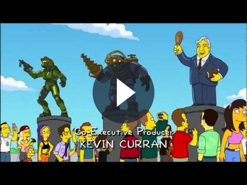 Angry Birds anche in una divertente parodia in una puntata dei Simpson