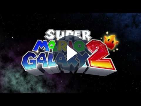 Super Mario Galaxy 2 – power up trailer