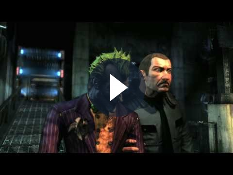 Batman Arkham Asylum trama