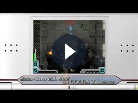 G. I. Joe: The Rise of Cobra DS – Trailer